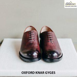 Giày tây âu nam Oxford knar gyges cao cấp chính hãng 006