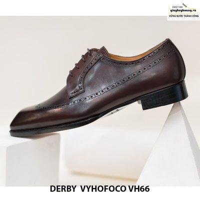 Giày tây nam da bò derby vyhofoco vh66 giá rẻ chính hãng 002