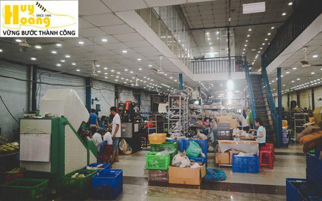 Hình ảnh giới thiệu công ty giày da huy hoàng 001