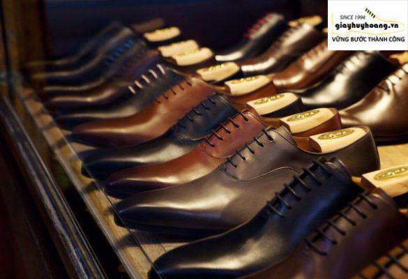 Cửa hàng giày da bò nam chính hãng tại huyện hóc môn cao cấp 001