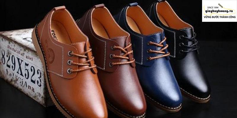 101 những mẫu giày tây nam đẹp da bò huy hoàng 001