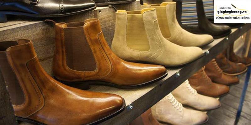 3 VUA thương hiệu giày da nam nổi tiếng thế giới #1