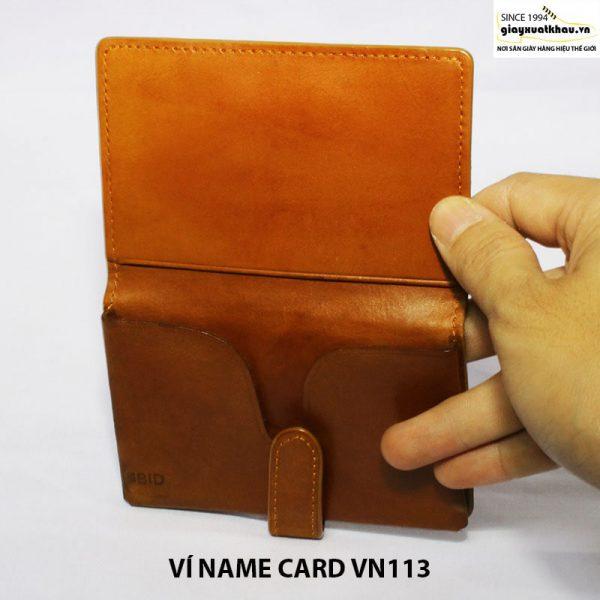 ví đựng name card visit danh thiếp CNES VN113 004