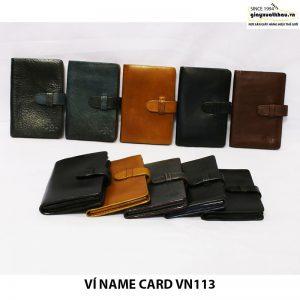 ví đựng name card visit danh thiếp CNES VN113 003