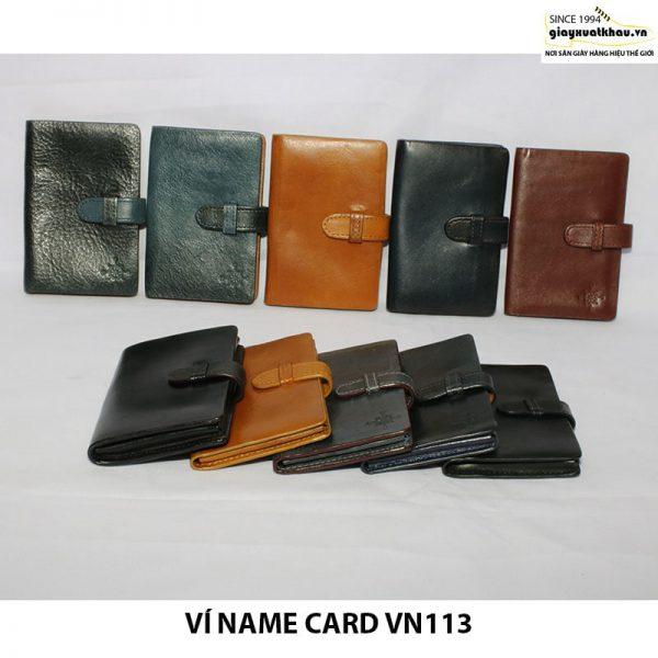 ví đựng name card visit danh thiếp CNES VN113 002