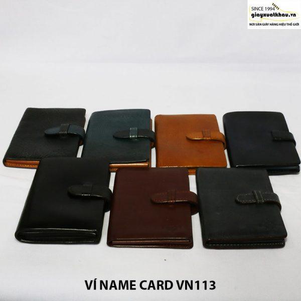 ví đựng name card visit danh thiếp CNES VN113 001
