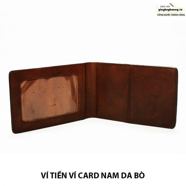 Ví name card danh thiếp cnes VN116 cao cấp 008