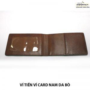 Ví name card danh thiếp cnes VN116 cao cấp 007
