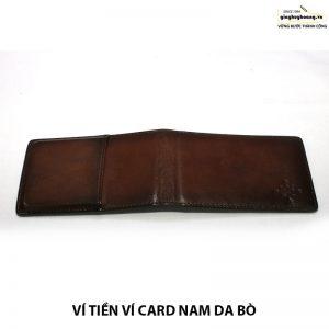 Ví name card danh thiếp cnes VN116 cao cấp 006