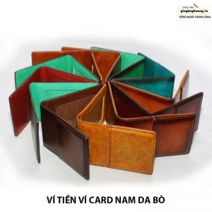 Ví name card danh thiếp cnes VN116 cao cấp 001