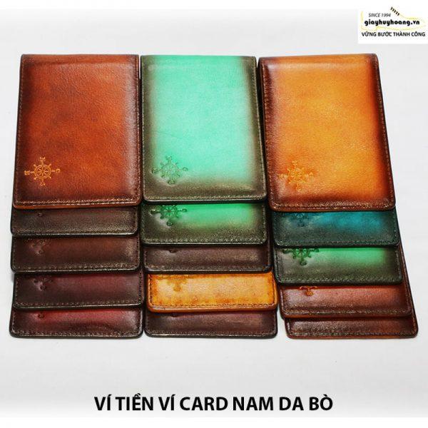 Ví name card danh thiếp cnes VN116 cao cấp 005