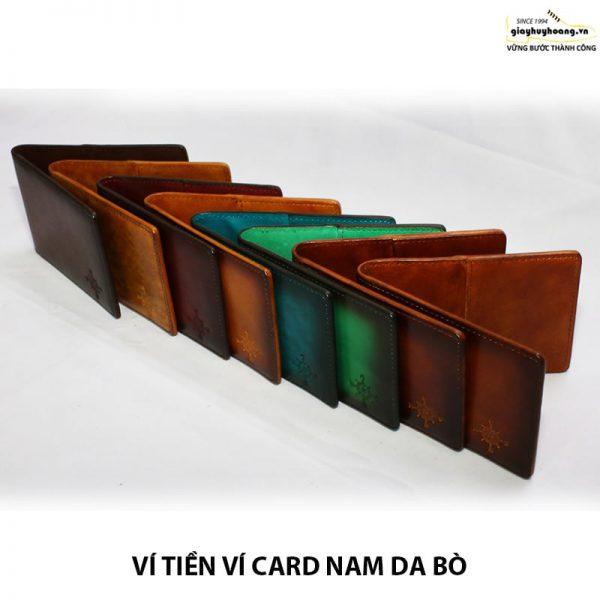 Ví name card danh thiếp cnes VN116 cao cấp 004