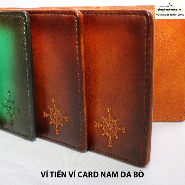 Ví name card danh thiếp cnes VN116 cao cấp 003