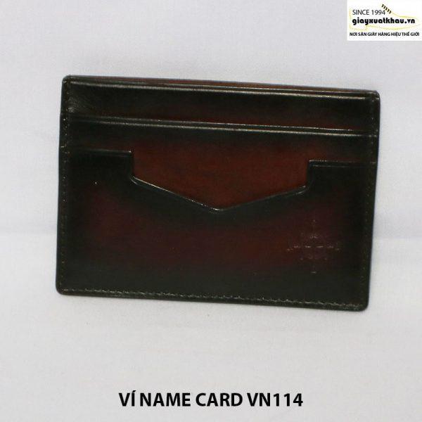 Ví đựng danh thiếp name card visit vn114 001