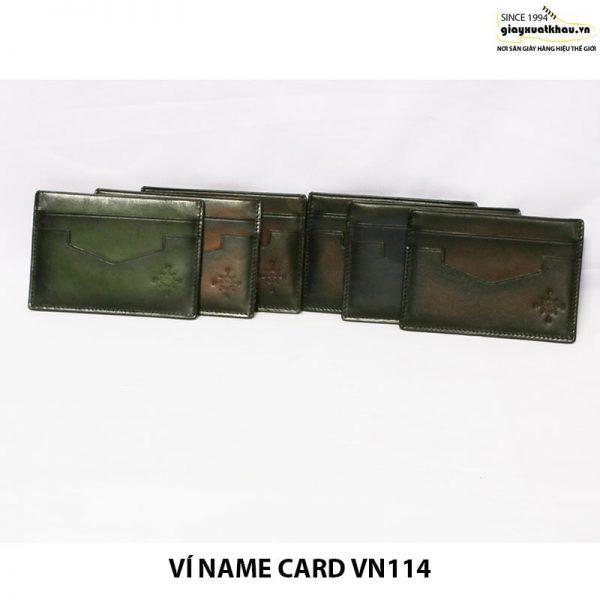 Ví đựng danh thiếp name card visit vn114 003