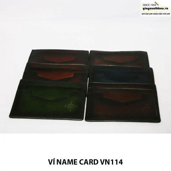 Ví đựng danh thiếp name card visit vn114 002