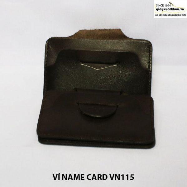 Ví đựng danh thiếp name Card VN115 cao cấp 004