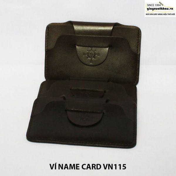 Ví đựng danh thiếp name Card VN115 cao cấp 003