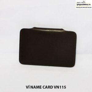 Ví đựng danh thiếp name Card VN115 cao cấp 002