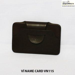 Ví đựng danh thiếp name Card VN115 cao cấp 001