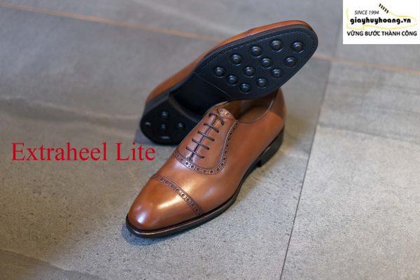 Công nghệ Đế chống trượt giày tây extraheel lite