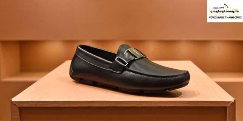9 mẫu giày penny loafer nam - giày lười da bò chính hãng đẹp