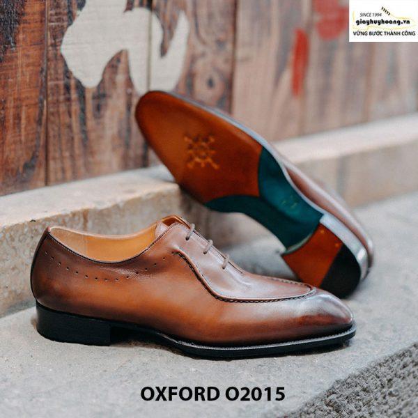 Giày oxford da bò thật huy hoàng O2015 005