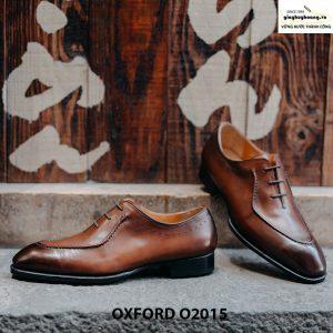 Giày oxford da bò thật huy hoàng O2015 004