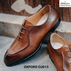 Giày tây da bò huy hoàng O2015 chất lượng cao 001