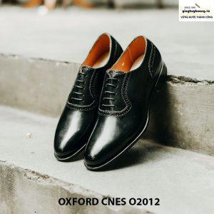 Giày tây da nam cao cấp Oxford CNES O2012 006