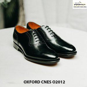 Giày tây da nam cao cấp Oxford CNES O2012 001