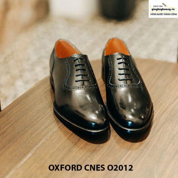 Giày tây da nam cao cấp Oxford CNES O2012 005
