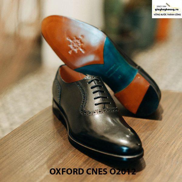 Giày tây da nam cao cấp Oxford CNES O2012 004