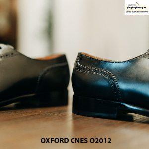 Giày tây da nam cao cấp Oxford CNES O2012 003