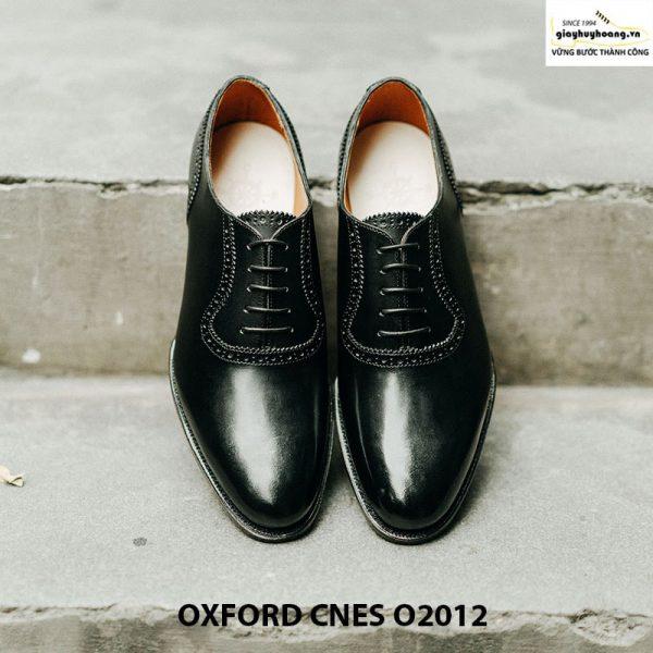 Giày da nam oxford cnes o2012 chính hãng 006