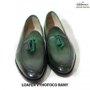 Giày lười da nam công sở Vyhofoco Randy chính hãng cao cấp 009