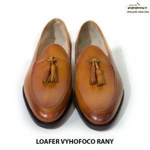 Giày lười da nam công sở Vyhofoco Randy chính hãng cao cấp 007