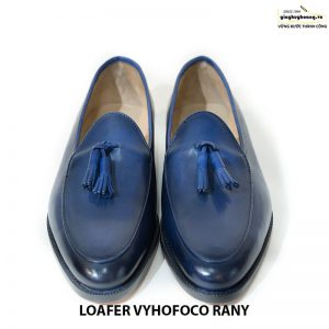 Giày lười da nam công sở Vyhofoco Randy chính hãng cao cấp 006
