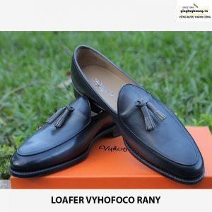 Giày lười da nam công sở Vyhofoco Randy chính hãng cao cấp 005