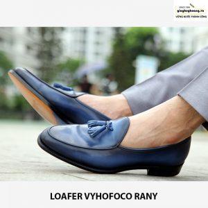 Giày lười công sở Vyhofoco Randy chính hãng cao cấp 004