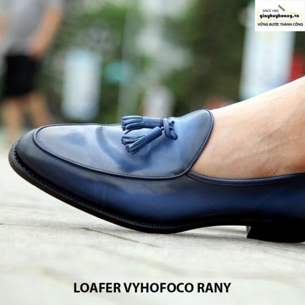 Giày lười da nam loafer Vyhofoco Randy chính hãng cao cấp 003
