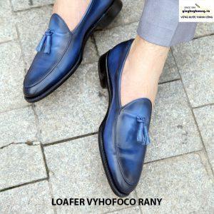Giày lười da nam cao cấp Vyhofoco Randy chính hãng cao cấp 002