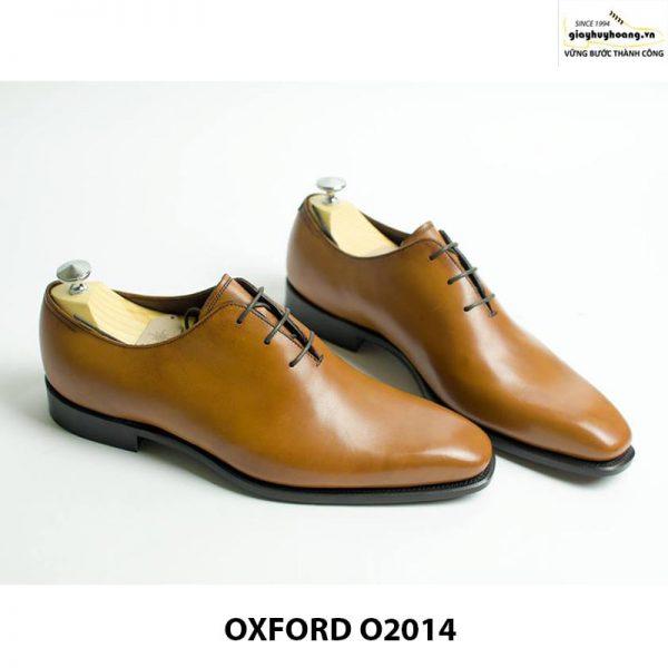 Giày tây da bò huy hoàng O2014 chất lượng cao 001