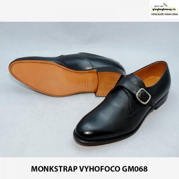 Bán giày tây da bò monkstrap vyhofoco gm048 tại tphcm