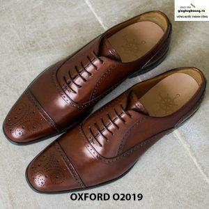Giầy tây da nam xịn Oxford O2019 002