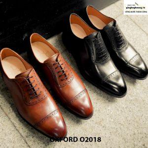 Giày tây nam đẹp Oxford O2018 001