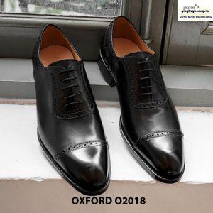 Giày tây da bò huy hoàng O2018 chất lượng cao 001