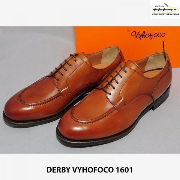 Bán Giày nam công sở Derby Vyhofoco 1601 cao cấp giá rẻ 007