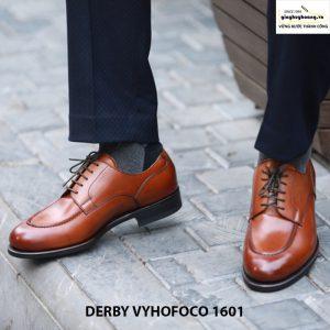 Bán Giày da bò nam công sở Derby Vyhofoco 1601 cao cấp giá rẻ 003