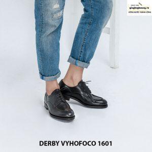 Bán Giày nam công sở Derby Vyhofoco 1601 cao cấp chính hãng 002